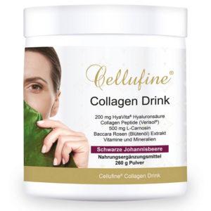 Hyaluronsäure kaufen Cellufine® HyaVita® Hyaluronsäure Collagen Drink PLATZ 5