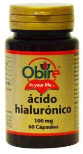 Obire Hyaluronsäure 100 mg 60 Kapseln platz 3