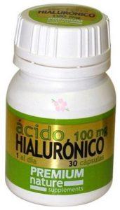 Hyaluronsäure Kapseln Pinisan Hyaluronic Acid 30 Kapseln PLATZ 3