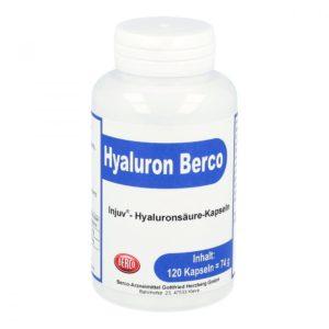 Hyalurontabletten Berco